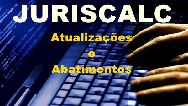 JURISCALC  (Atualizações e Abatimentos)